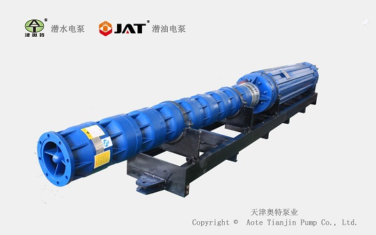 QJ型矿用潜水泵